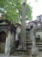 Champollion_grave