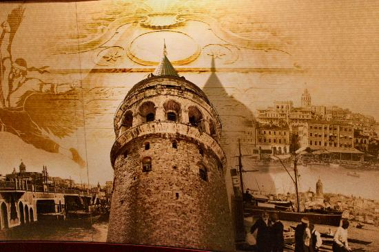 galata-tower-mural-inside