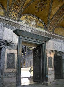 Imperial_Gate_Hagia_Sophia_2007a