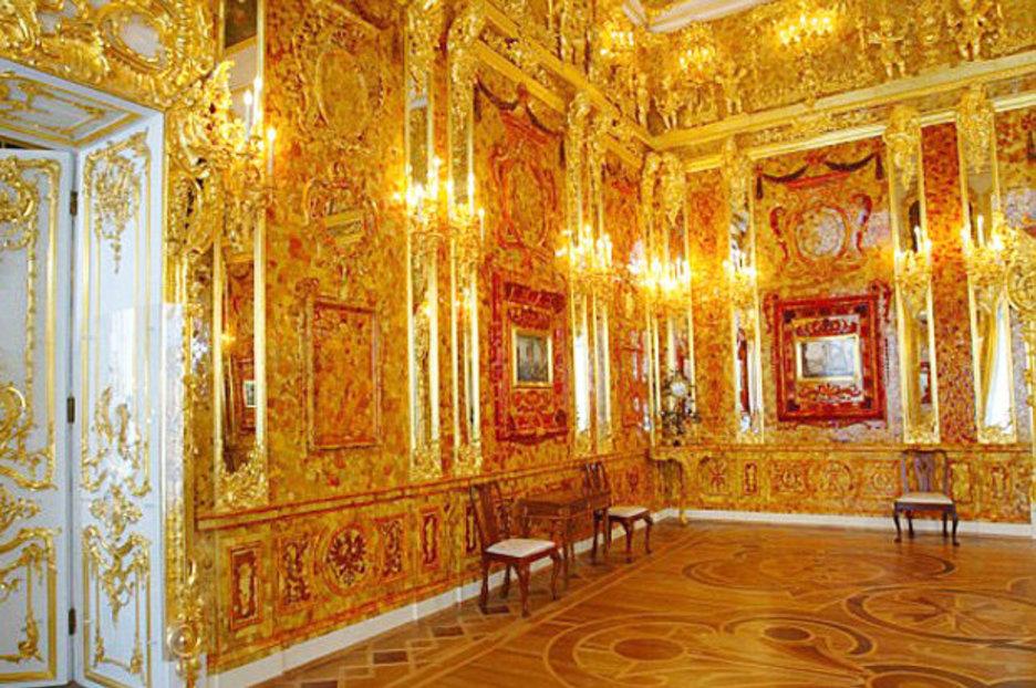 Image result for amber room found 2018