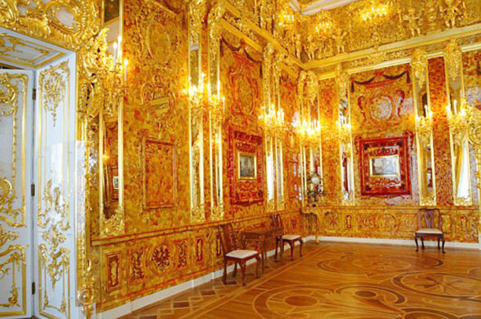 Image result for amber room found 2018